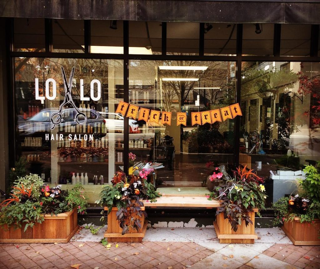 Lower Lonsdale Trick or Treat