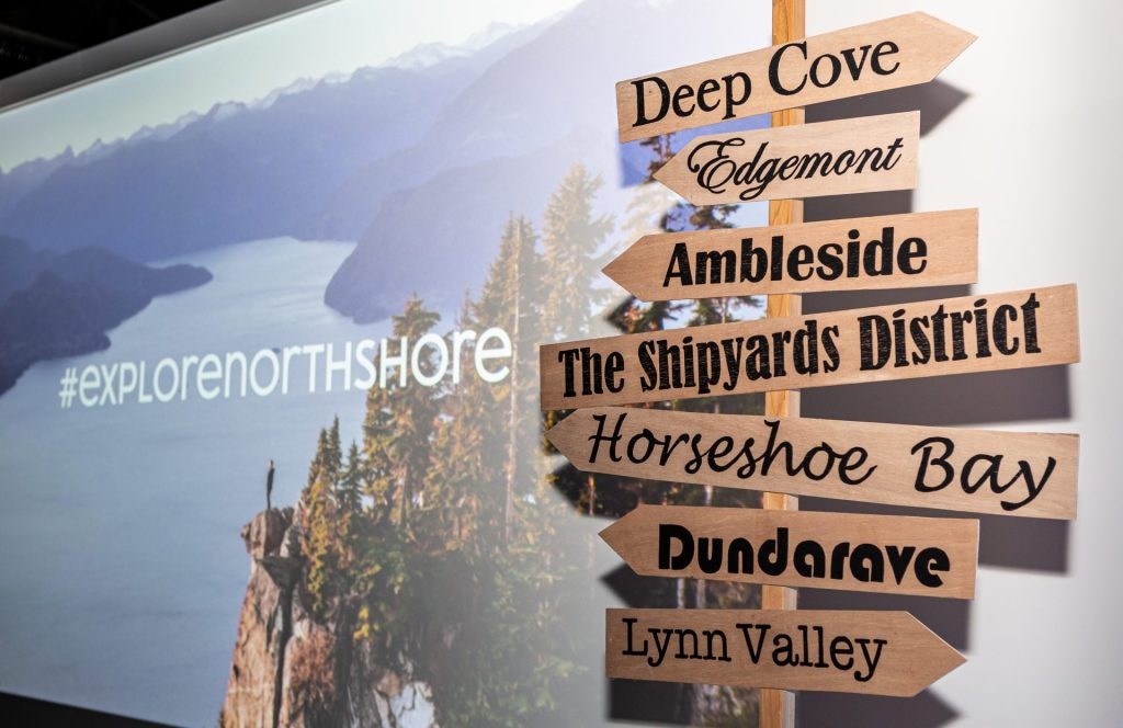 Vancouver's North Shore Brand Launch