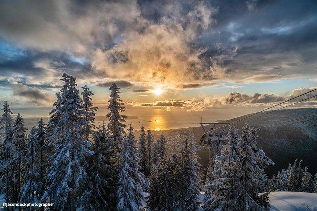 Grouse Mountain View