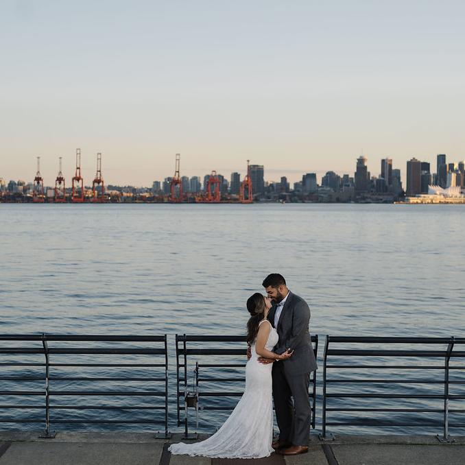 St Roch Dock Wedding