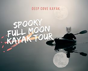 halloween kayak